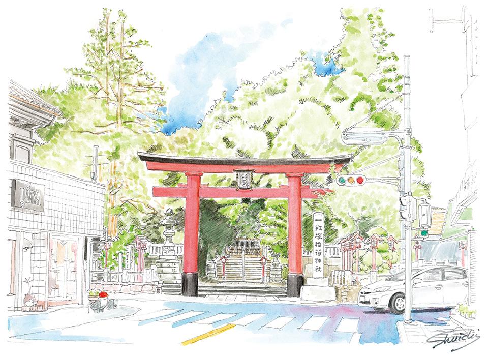 神社仏閣 下野国さの百景 Part 2